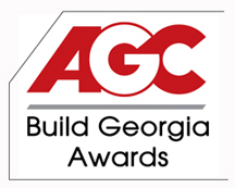 AGC Build GA Awards logo